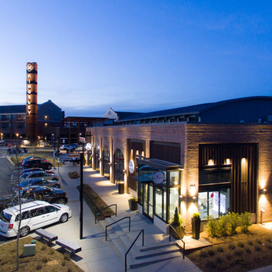 Kingsley Town Center Feature Image